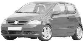 Volkswagen Fox 2005+