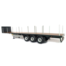 PACTON FLATBED TRAILER Antriet Marge Models