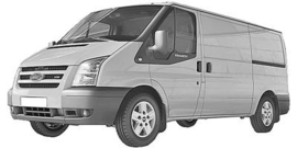 Ford Transit 2006-2014
