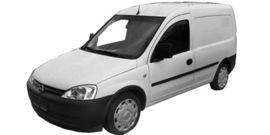 Opel Combo 3/2002-2012
