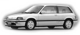 Honda Civic tot 1984-1988