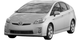 Toyota Prius 2009- 2016