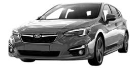 Subaru Impreza 2018+