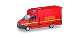 Mercedes Benz Sprinter D.k. Koffer Feuerwehr