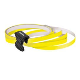 Foliatec PIN-Striping voor velgen geel - Breedte = 6mm; 4x2,15 meter