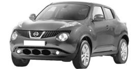 Nissan Juke 5/2010-2014