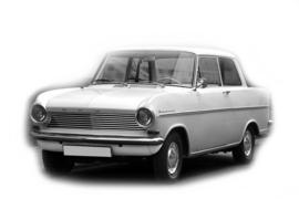 Opel Kadett A 1962-1965