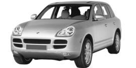 Porsche Cayenne 09/2002-2007
