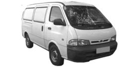 Kia Pregio 1997-2004