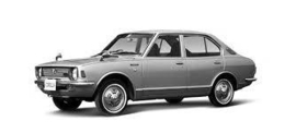 Toyota Corolla 1200 1970-1979
