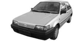 Nissan Sunny 1986-1990 N13
