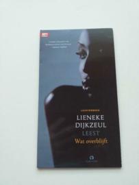 Luisterboek Wat overblijft , Lieneke Dijkzeul MP3