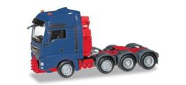 MAN TGX XXL 640 Euro 6, blauw