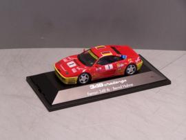 Modelauto Ferrari 348 challenge No 1