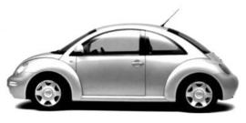 Volkswagen New Beetle  tot 06/2005