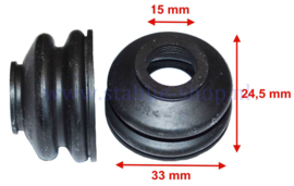 Fusee Rubber 33mm x 24.5mm G15