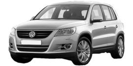 Volkswagen Tiguan 10/2007 - 06/2011