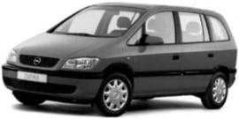 Opel Zafira 1999-2005
