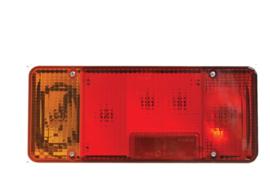 Achterlicht Links Iveco Turbo Daily 2000 tot 2006 (Type: Open laadbak)