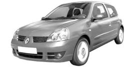 Renault Clio Campus 2005- 2012