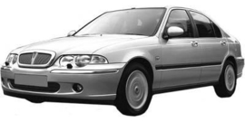 Rover 45 tot 10/2004