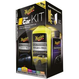 Brilliant Solutions New Car Kit