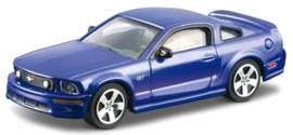 Ford Mustang GT Blauw
