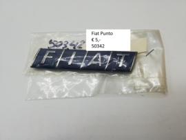 Logo voor Fiat Punto 1993 tot 1999