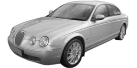 Jaguar S-type 1999-2009