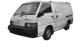 Mitsubishi L300 1987-1998
