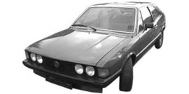 Volkswagen Scirocco  1974 -1981