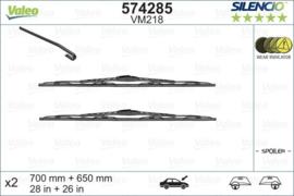 Ruitenwisserset Peugeot 307