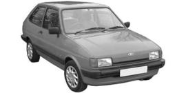 Ford Fiesta 1983-1989