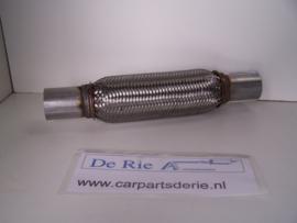Flexibele Uitlaat lang 40x200