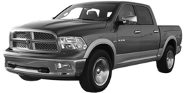 Dodge Ram Pick-up 2008+