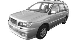 Kia Joice 1999-2003