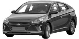 Hyundai Ionic 2016+