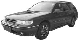 Subaru Legacy 1990-1994