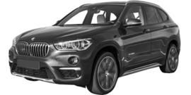 BMW X 1  vanaf 09/2015