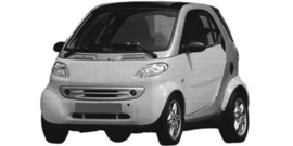 Smart Fortwo 07/1998-02/2007