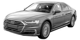 Audi A8 2017+