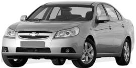 Chevrolet Epica 2006-2009