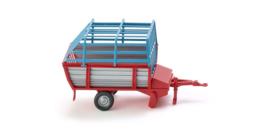 Hooiwagen Grijs/Rood Wiking