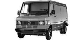 Mercedes T1 207-410 1977-1996