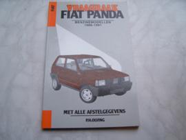 Vraagbaak Fiat Panda Benzine 1986-1991