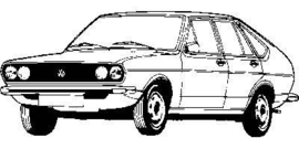 Volkswagen Passat tot 08/1980