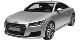 Audi TT vanaf 2014