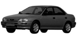 Subaru Impreza tot 2000