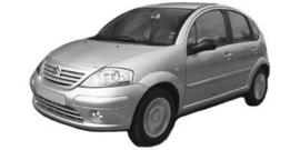 Citroën C3 2002-2005