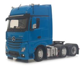 Mercedes-Benz GigaSpace 6x2 Blauw